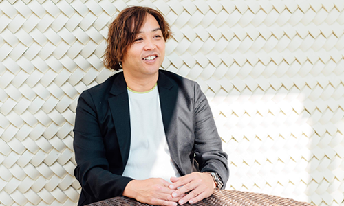 代表取締役 宮田一彦